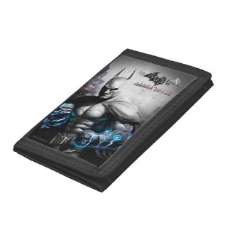 Batman - Lightning Trifold Wallet
