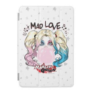 Batman   Mad Love Harley Quinn Chewing Bubble Gum iPad Mini Cover