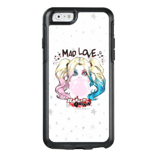 Batman | Mad Love Harley Quinn Chewing Bubble Gum OtterBox iPhone 6/6s Case
