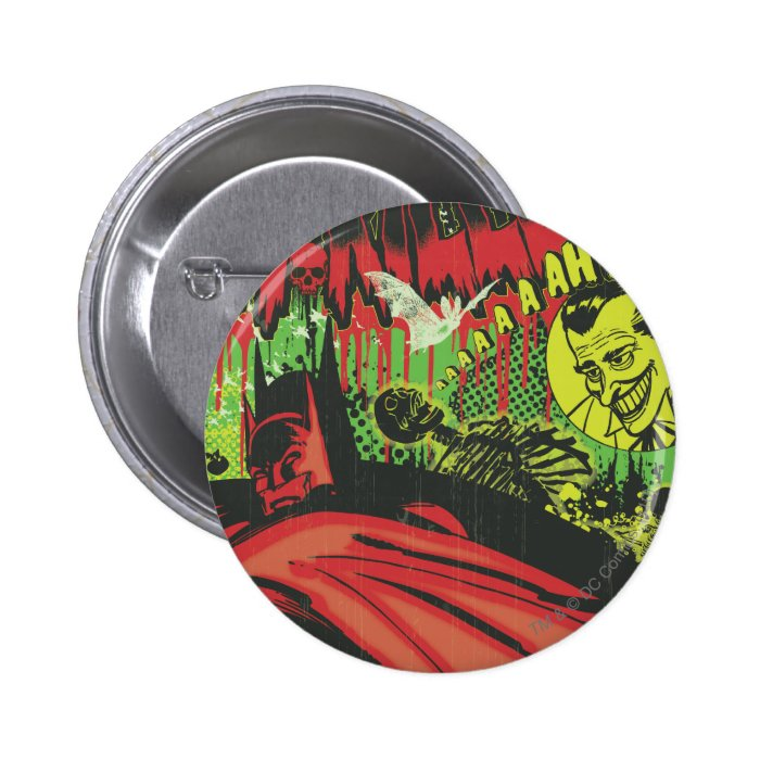 Batman Movie 6 Cm Round Badge