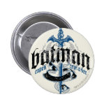 Batman | Name with Sword Logo 6 Cm Round Badge