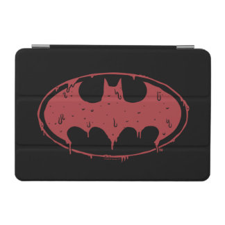 Batman | Oozing Red Bat Logo iPad Mini Cover