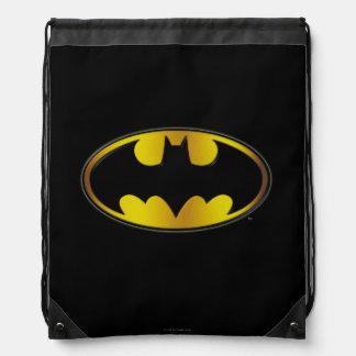 Batman Oval Logo Backpacks