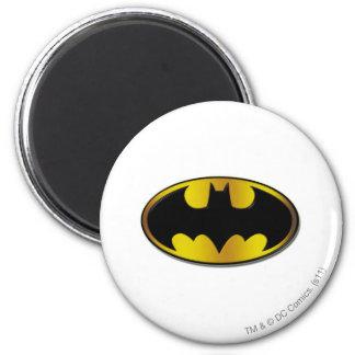 Batman Oval Logo Magnets