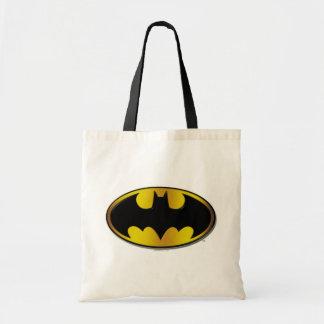 Batman Oval Logo Budget Tote Bag
