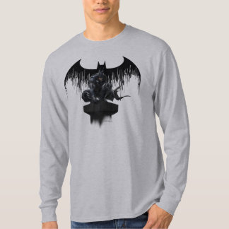 Batman Perched on a Pillar T-Shirt