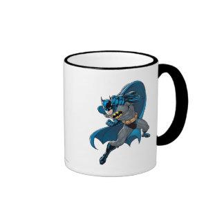Batman Punch Ringer Mug