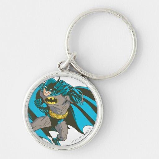Batman Punching 1 Keychains