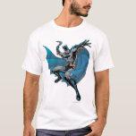 Batman ready to throw T-Shirt