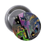 Batman - Riddler 6 Cm Round Badge