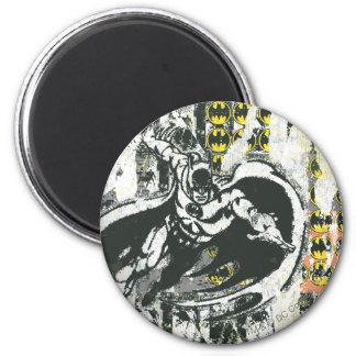 Batman - Rise Up Collage 1 Fridge Magnets