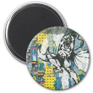 Batman - Rise Up Collage 2 Fridge Magnet