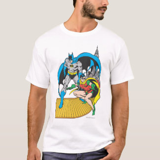 Batman & Robin Escape T-Shirt