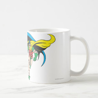 Batman & Robin Coffee Mugs