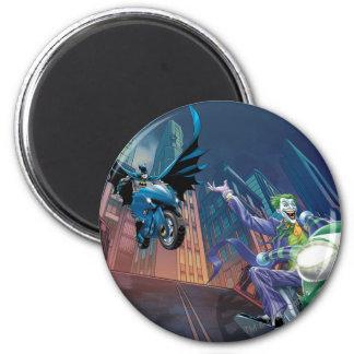 Batman Rogue Rage - 11 6 Cm Round Magnet