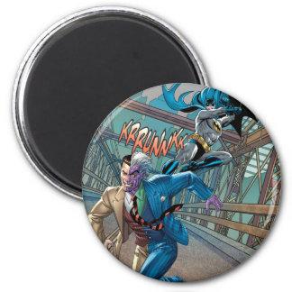 Batman Rogue Rage - 7 6 Cm Round Magnet