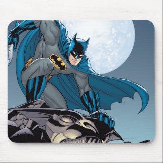 Batman Scenes - Gargoyle Mouse Pad