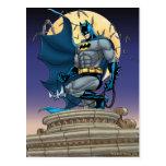 Batman Scenes - Moon Side View Post Card