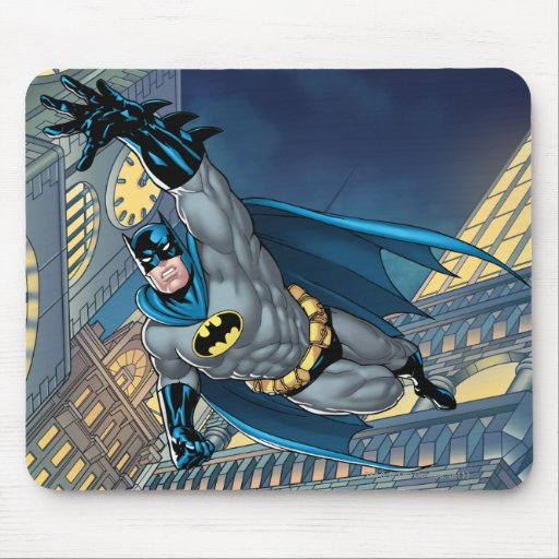 Batman Scenes - Soaring Mousepad