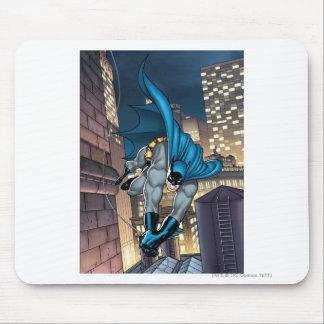 Batman Scenes - Swinging Low Mouse Pad