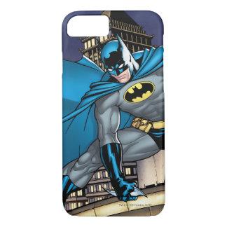 Batman Scenes - Tower iPhone 8/7 Case