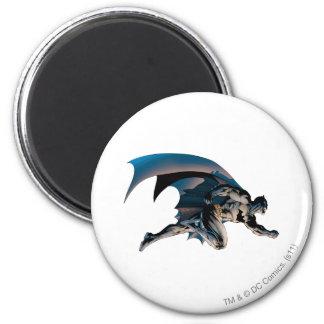 Batman Shadowy Profile Refrigerator Magnet