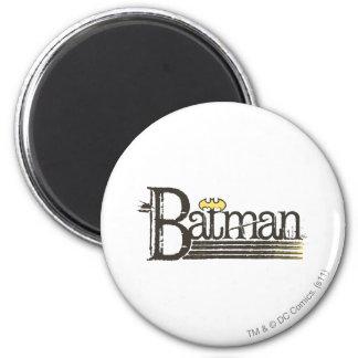 Batman Showtime Letters Magnets