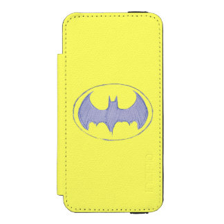 Batman Sketchbook 1 Incipio Watson™ iPhone 5 Wallet Case