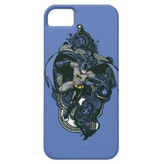 Batman Skulls/Ink Doodle 2 iPhone 5 Cases