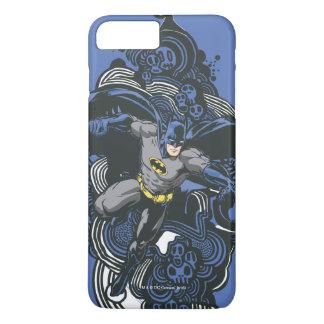 Batman Skulls/Ink Doodle 2 iPhone 7 Plus Case