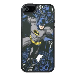 Batman Skulls/Ink Doodle 2 OtterBox iPhone 5/5s/SE Case