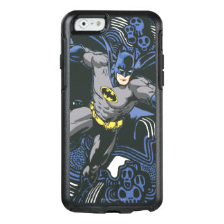 Batman Skulls/Ink Doodle 2 OtterBox iPhone 6/6s Case
