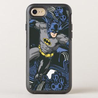 Batman Skulls/Ink Doodle 2 OtterBox Symmetry iPhone 8/7 Case