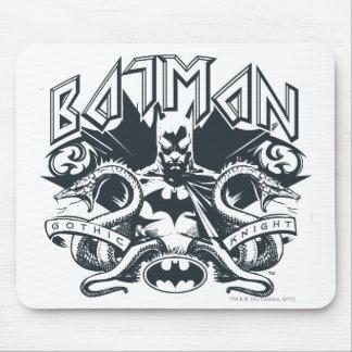 Batman   Snakes Logo Mouse Pad