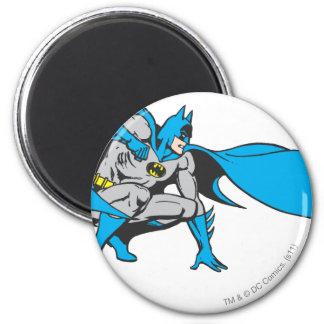 Batman Squats 2 Fridge Magnet