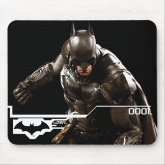 Batman Standing With Cape Mouse Pad