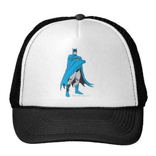 Batman Stands 2 2 Trucker Hats