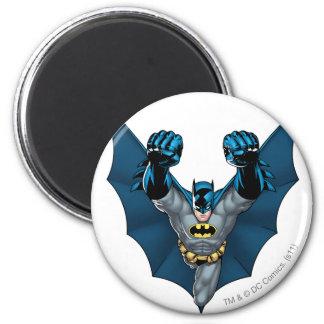Batman Stands Magnet