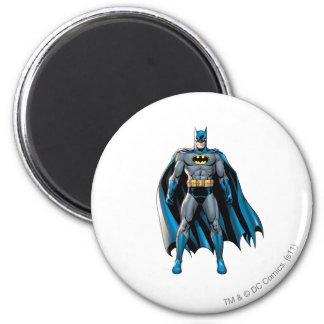 Batman Stands Up Fridge Magnet