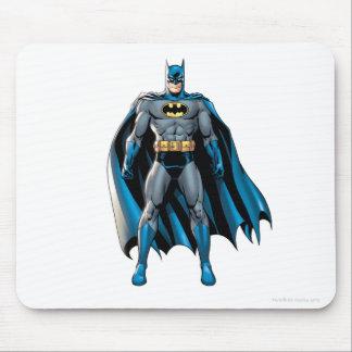 Batman Stands Up Mouse Pads