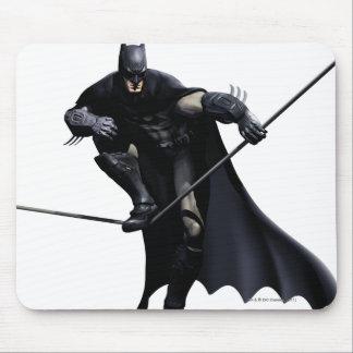 Batman Stepping On Line Mousepad