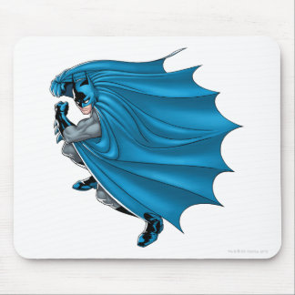 Batman Straight Forward Mouse Pad
