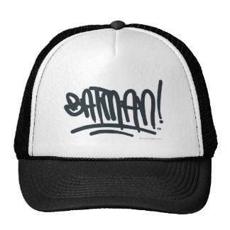 Batman Street Font Cap
