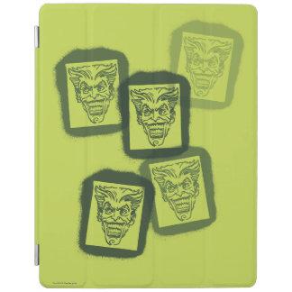 Batman Street Heroes - 6 - Joker Green Stamps iPad Cover