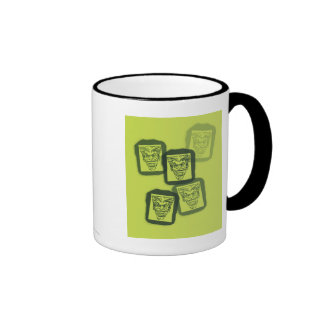 Batman Street Heroes - 6 - Joker Green Stamps Ringer Mug