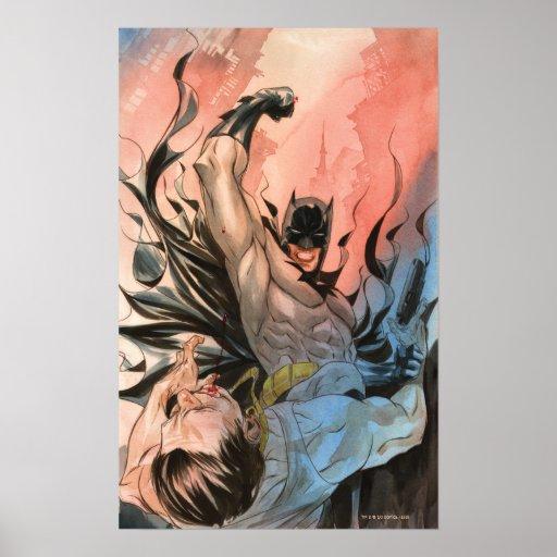 Batman - Streets of Gotham #13 Cover Poster