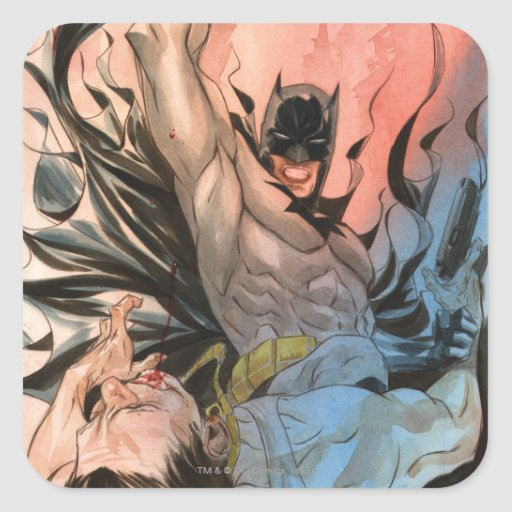 Batman - Streets of Gotham #13 Cover Sticker