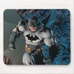 Batman Stride Mouse Pad