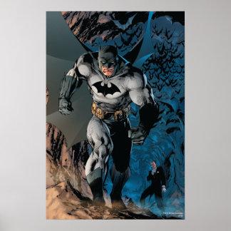 Batman Stride Poster
