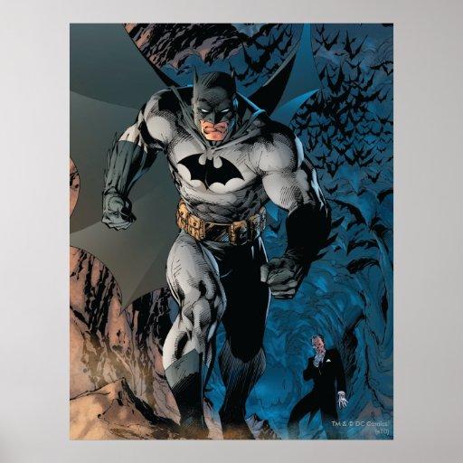 Batman Stride Posters